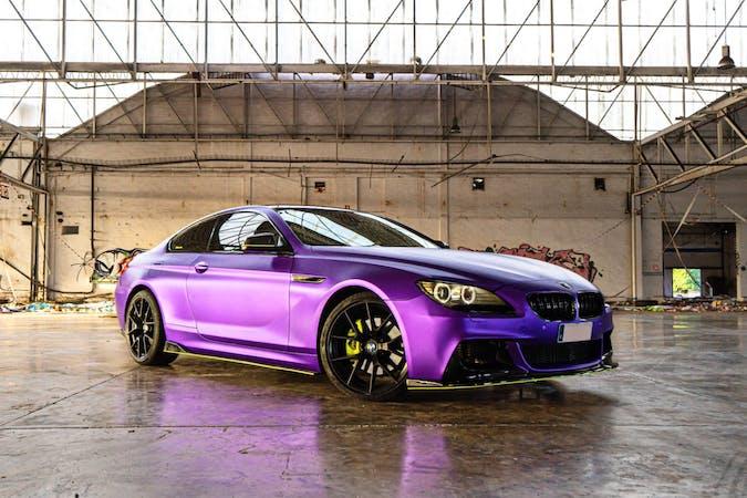 Alquiler barato de BMW 6 Series cerca de 03183 Torrevieja.