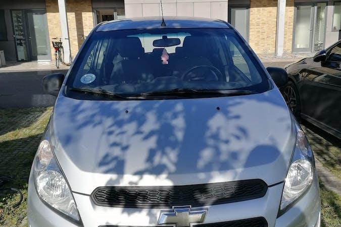 Billig billeje af Chevrolet Spark nær 2650 Hvidovre.
