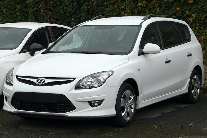 Billig billeje af Hyundai i30  nær 9500 Hobro.