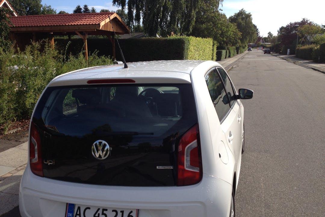 Billig billeje af VW UP nær 8260 Viby.