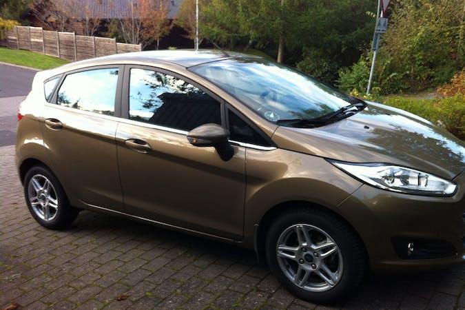 Billig billeje af Ford Fiesta 1.0 EcoBoost Titan nær 8800 Viborg.