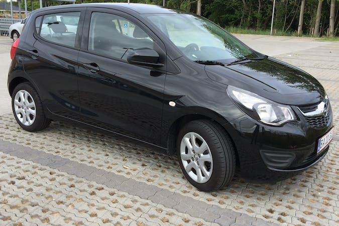 Billig billeje af Opel Karl nær 3630 Jægerspris.