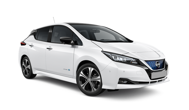 Billig privatleasing av Nissan LEAF 40kwh Tekna | GoMore