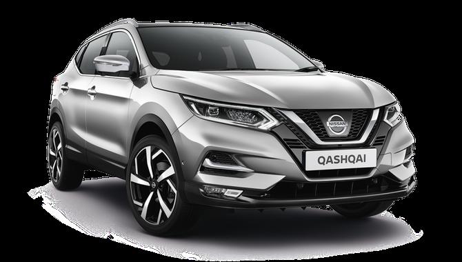 Billig privatleasing af Nissan Qashqai 160HK N-Connecta | GoMore