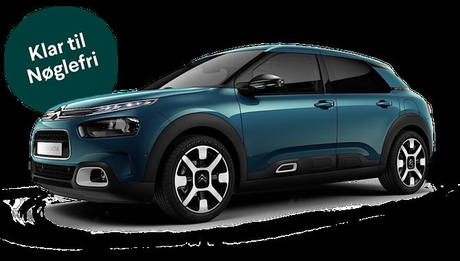 Billig privatleasing af Citroën C4 Cactus 1.5 HDi Platinum 100HK | GoMore