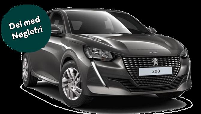 Ny_Peugeot 208 Diesel_GoMore