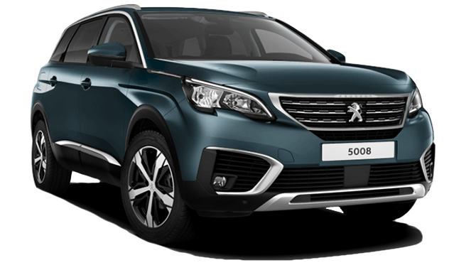 Billig privatleasing af Peugeot 5008 1.2 Allure Puretech 130HK EAT8 | GoMore