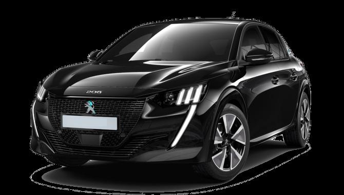 Billig privatleasing af Peugeot e-208 Active 136HK | GoMore