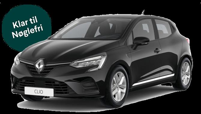 Billig privatleasing af Renault Clio Zen HB TCE 100 HK m. komfortpakke | GoMore