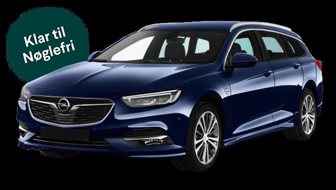 Billig privatleasing af Opel Insignia SW 1.6 TDi Elegence 136 HK   GoMore