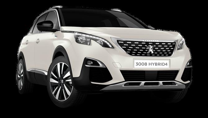Billig privatleasing af Peugeot 3008 PHEV GT Puretech EAT8 300HK | GoMore