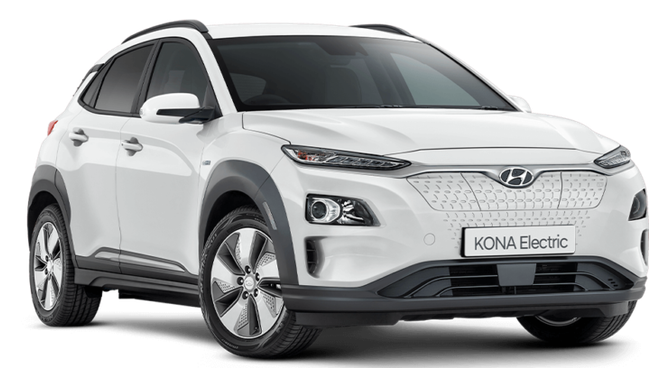 Billig privatleasing af Hyundai KONA EV 204 HK 64 kWt Advanced m. Premium pakke | GoMore
