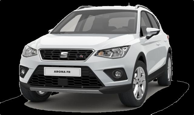 Billig privatleasing af Seat Arona FR 1.0 TSi 115 HK Automatgear | GoMore