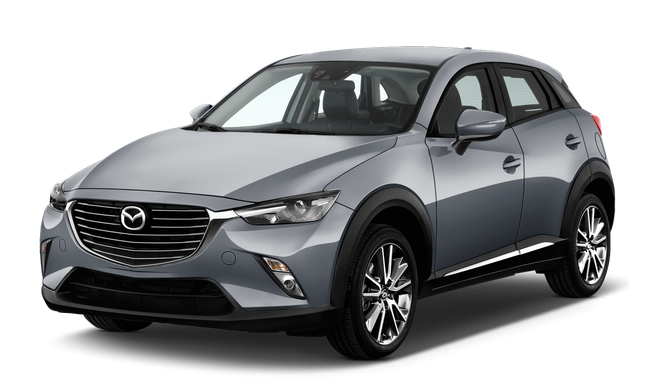Mazda CX3 Optimum 4x4