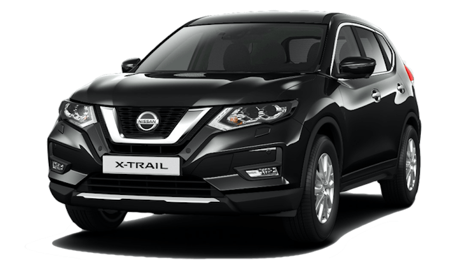 nissan-x-trail-7-personers_GoMore