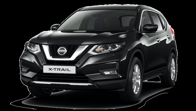 Billig privatleasing af Nissan X-Trail DIG-T Acenta 160HK  | GoMore