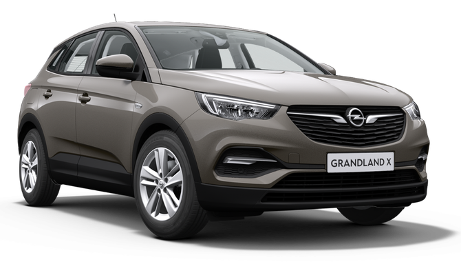 Billig privatleasing af Opel Grandland X 1.5 HDi Elegance 130 HK | GoMore