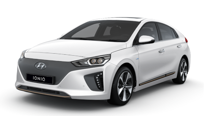 Hyundai Ioniq Electric 24 md.