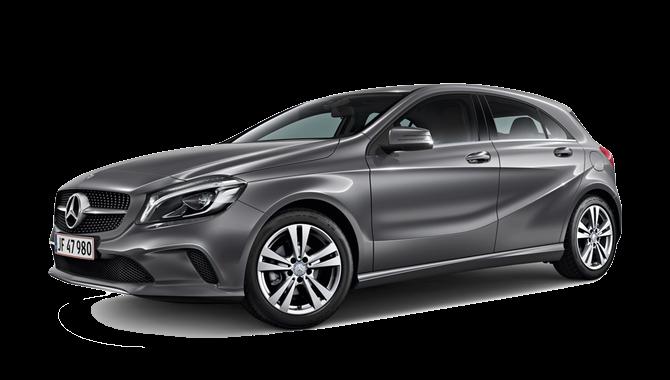 Billig privatleasing af Mercedes A-Klasse 180 1.3 automatgear 136 HK | GoMore