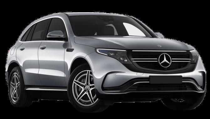 Billig privatleasing af Mercedes EQC 400 4Matic | GoMore