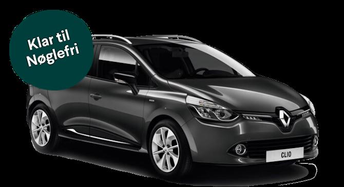 Billig privatleasing af Renault Clio 0.9 Energy TCE 90 HK ZEN Sport Tourer | GoMore