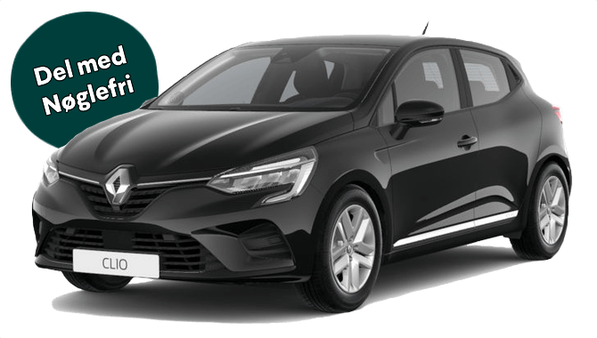 Renault_Clio HB m. komfortpakke_GoMore