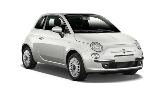 Location FIAT 500 Lounge | GoMore
