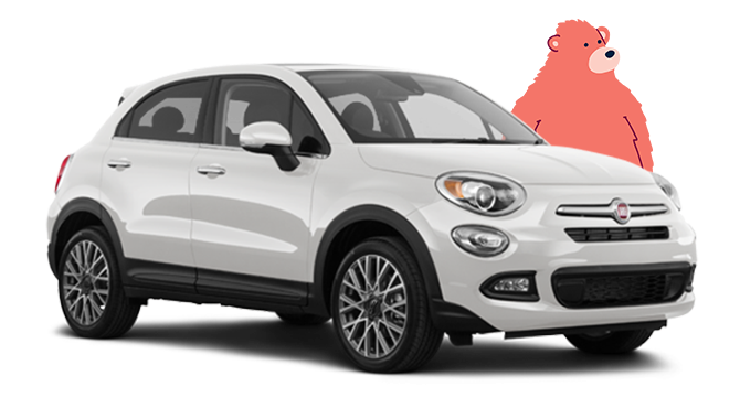 Location FIAT 500X 1.4 MultiAir 140 ch DCT Cross+ | GoMore