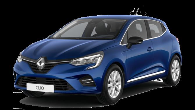Billig privatleasing af Renualt Clio HB Intens 130HK  | GoMore