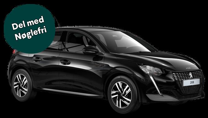 Top_udstyret Peugeot 208_GoMore