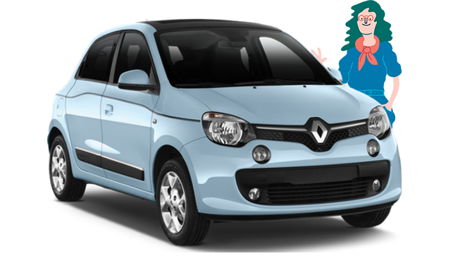 Location RENAULT TWINGO III 0.9 TCe 90 Energy Intens | GoMore