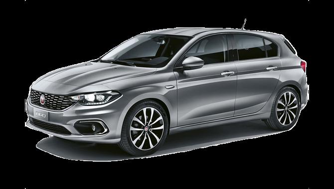 Billig privatleasing af Fiat Tipo 5D Benzin Easy | GoMore