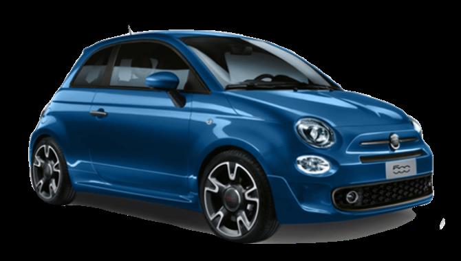 Billig privatleasing af Fiat 500 Sportiva 0.9 80 HK | GoMore