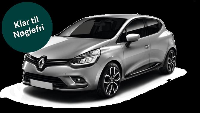 Billig privatleasing af Renault Clio HB 0,9 TCE 90HK ZEN | GoMore