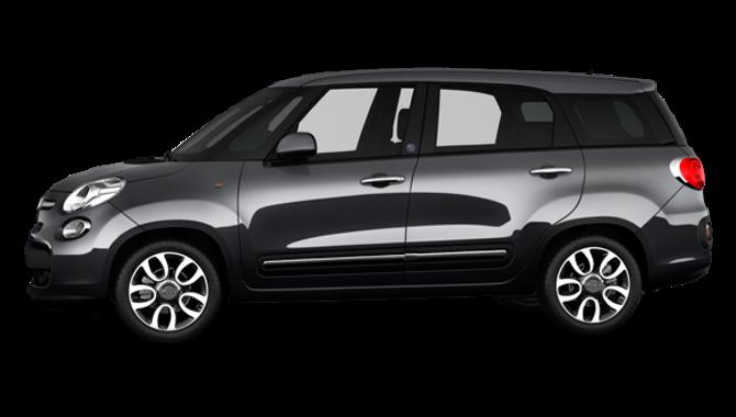Billig privatleasing af Fiat 500L Living 7-personers | GoMore