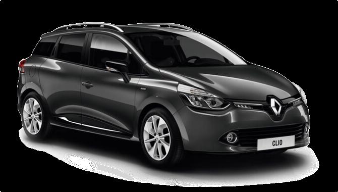 Billig privatleasing af Lille Stationcar - Renault Clio SW el. lign.  | GoMore