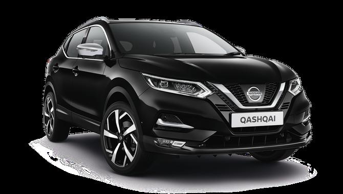 Billig privatleasing af SUV - Nissan Qashqai el. lign.  | GoMore