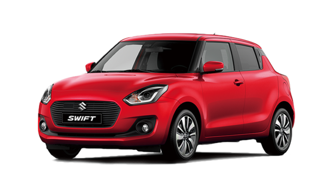 Billig privatleasing af Suzuki Swift 1,2 Dualjet Club | GoMore
