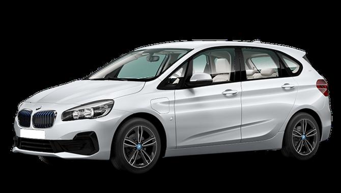 Prisvärd privatleasing från BMW 2-serie Active Tourer 225xe Plug-in  | GoMore