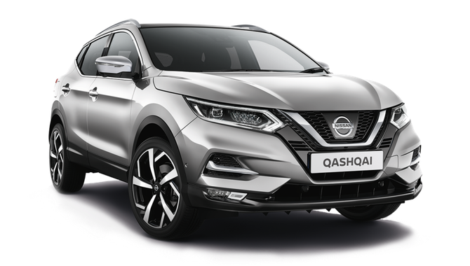 Billig privatleasing af Nissan Qashqai DIG-T 160 Tekna+ 2WD DCT NNC | GoMore