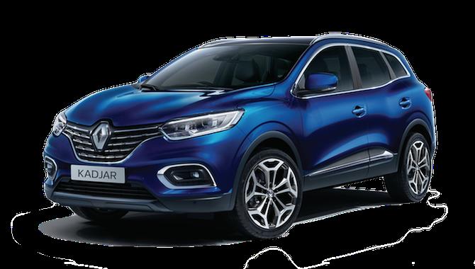 Billig privatleasing af Renault Kadjar 1,3 140HK Aut. Zen  | GoMore