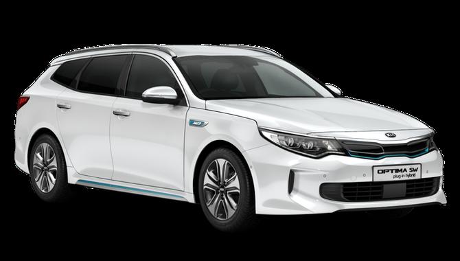 Billig privatleasing af Kia Optima 2.0 Plug-in Hybrid 205  | GoMore