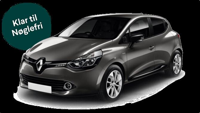 Billig privatleasing af Renault Clio HB DCI 90 ZEN | GoMore