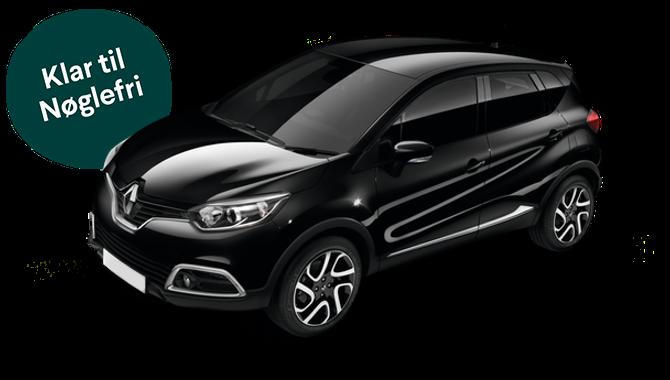 Billig privatleasing af Renault Captur DCI 90HK Zen  | GoMore