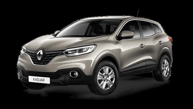 Billig privatleasing af Renault Kadjar TCE 140HK ZEN | GoMore