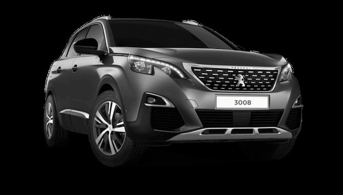 Billig privatleasing af Peugeot 3008 1,2 130HK Allure | GoMore