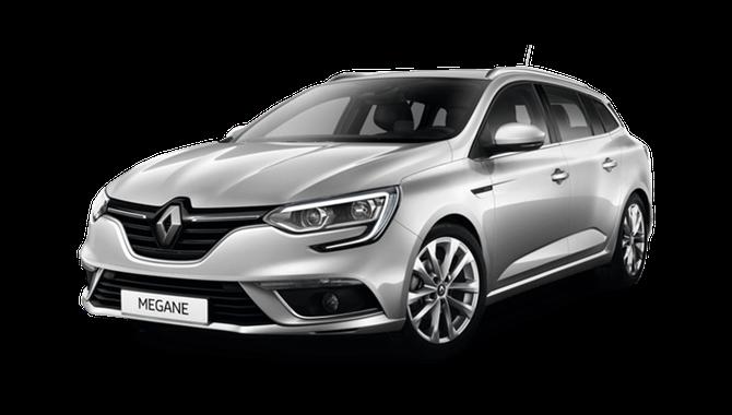 Billig privatleasing af Renault Megane SW DCIi 115HK Zen   GoMore