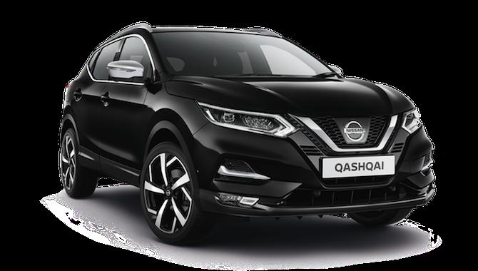 Billig privatleasing af Nissan Qashqai 1,3 160 HK DCT N-Connecta | GoMore