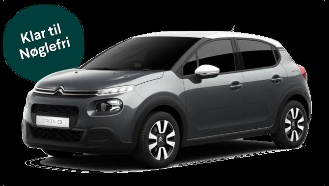 Billig privatleasing af Citroën C3 1.2 PureTech 82 Supreme  | GoMore