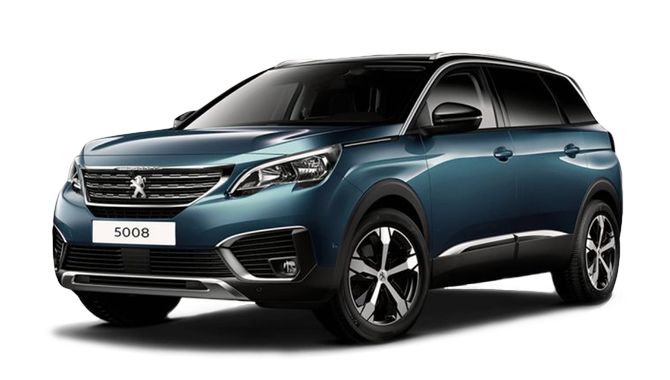 Billig privatleasing af Peugeot 5008 Allure 1.2 e-THP 130 HK 7-Personers m. Automatgear | GoMore